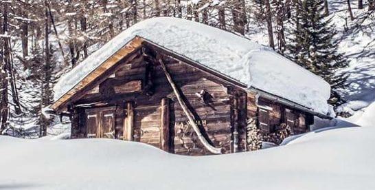 Berghütten für gemütlichen Winterurlaub