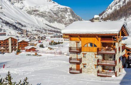Ferienhaus für Skiurlaub in Frankreich