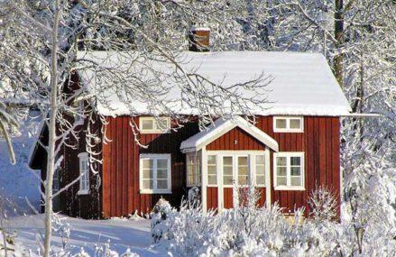 Ferienhaus für Skiurlaub in Schweden