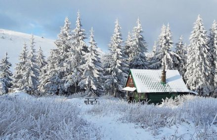 Ferienhaus für Skiurlaub in der Slowakei