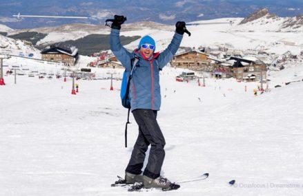 Ferienhaus für Skiurlaub in Spanien