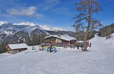 Ferienhaus für Skiurlaub in Italien