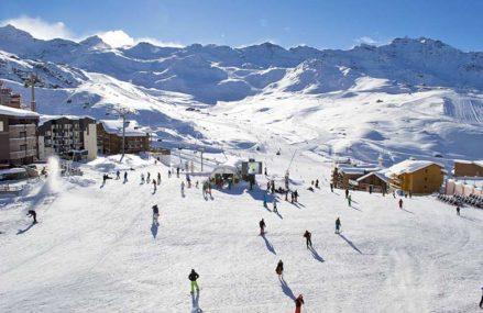 Ferienhaus für Skiurlaub in der Schweiz