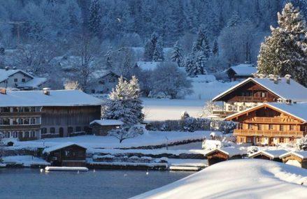 Ferienhaus für Skiurlaub in Deutschland