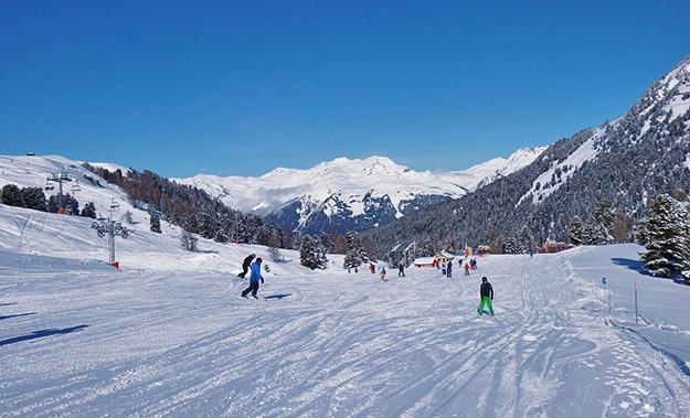 familien skireisen 2018