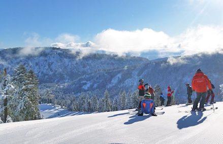 """Skireisen USA inkl. Skipass – """"Greatest Snow on Earth"""""""