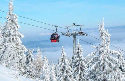 Skigebiete in den Beskiden